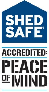 ShedSafe Peace of Mind