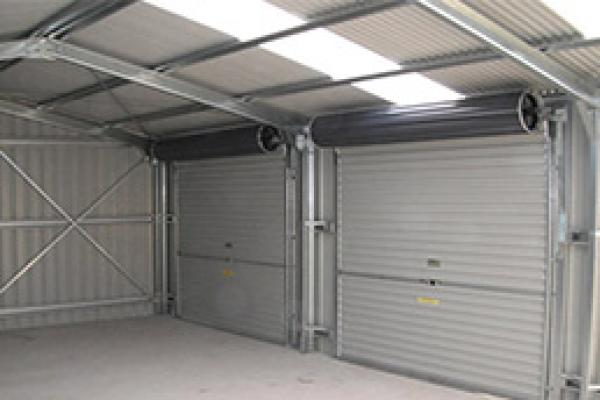 Totally Sheds Skylight Sheeting
